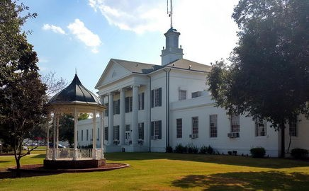 Tallulah Court House, Madison County, Louisiana